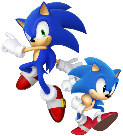 The Sonic Workout Be A Game Character