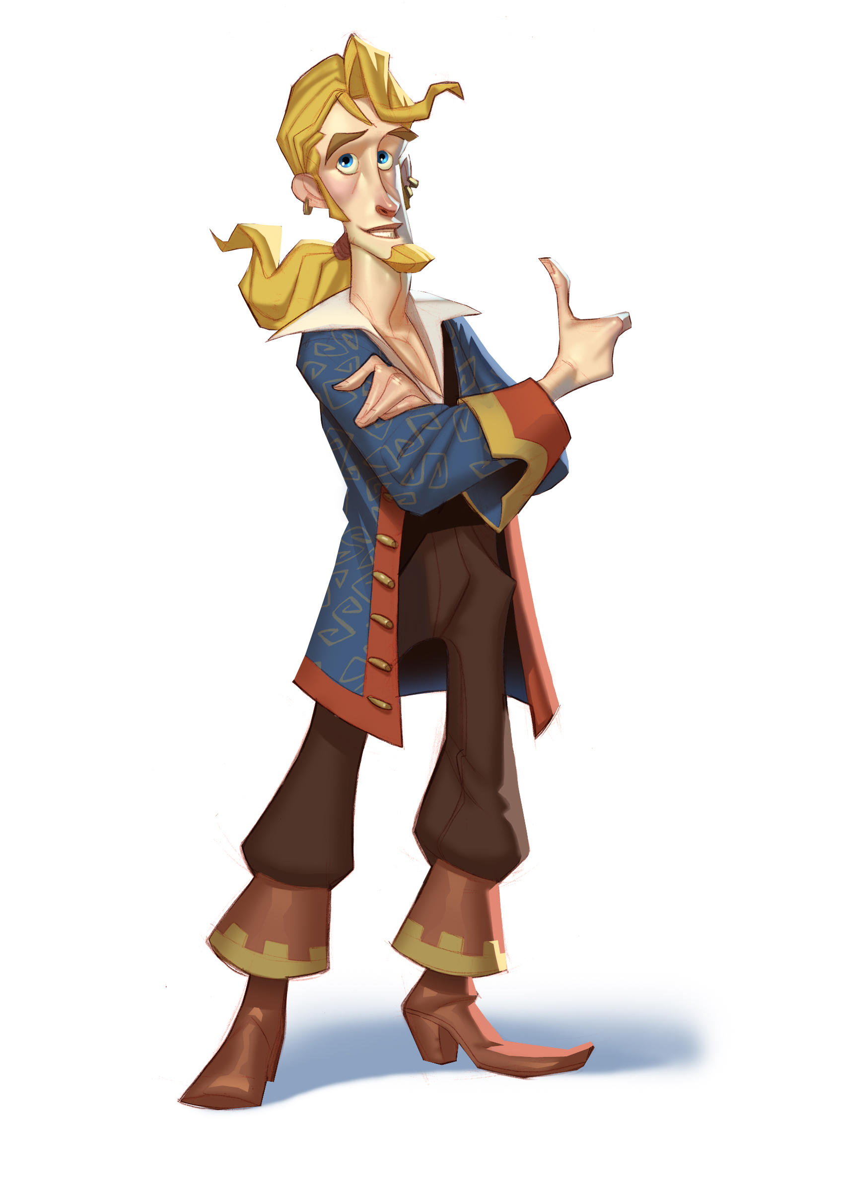 Character Breakdown: Guybrush Threepwood