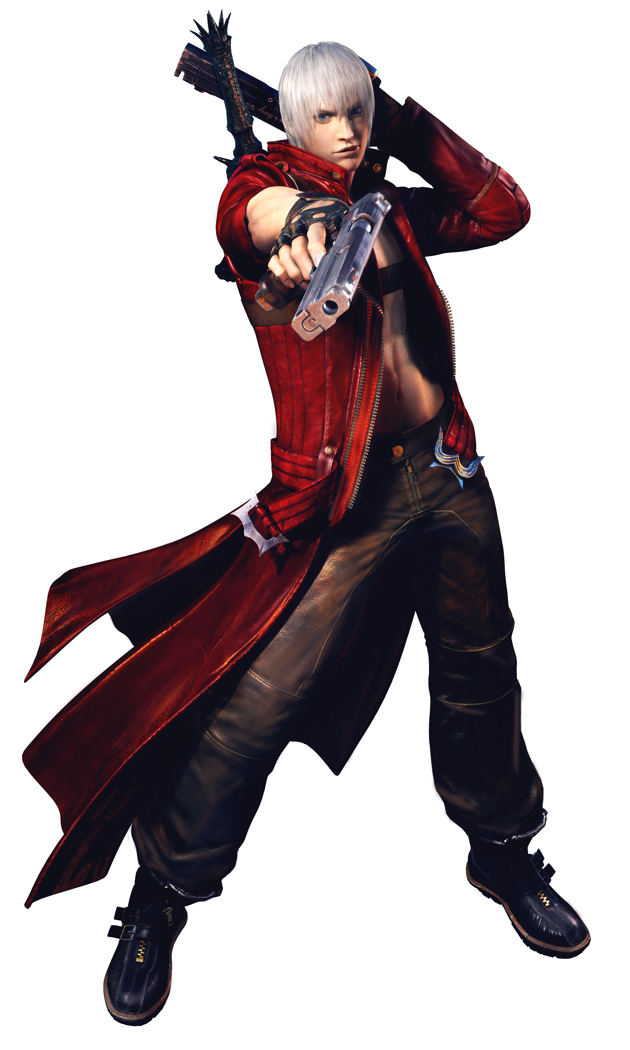 Character Breakdown Dante – Be a Game Character