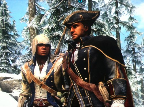 The Dichotomy of Connor Kenway