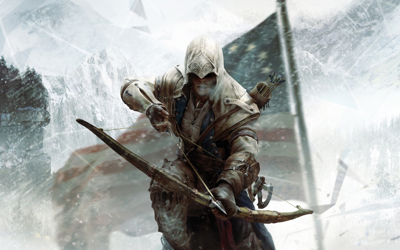 The Skills of Connor Kenway