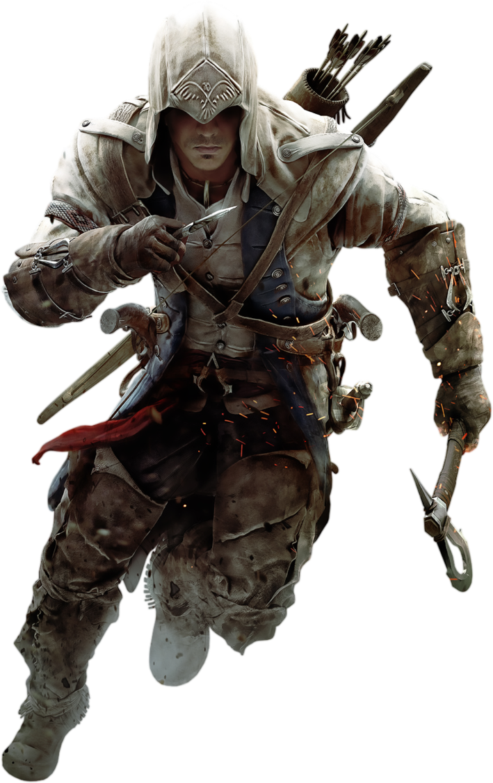 The Connor Kenway Workout – Be a Game Character