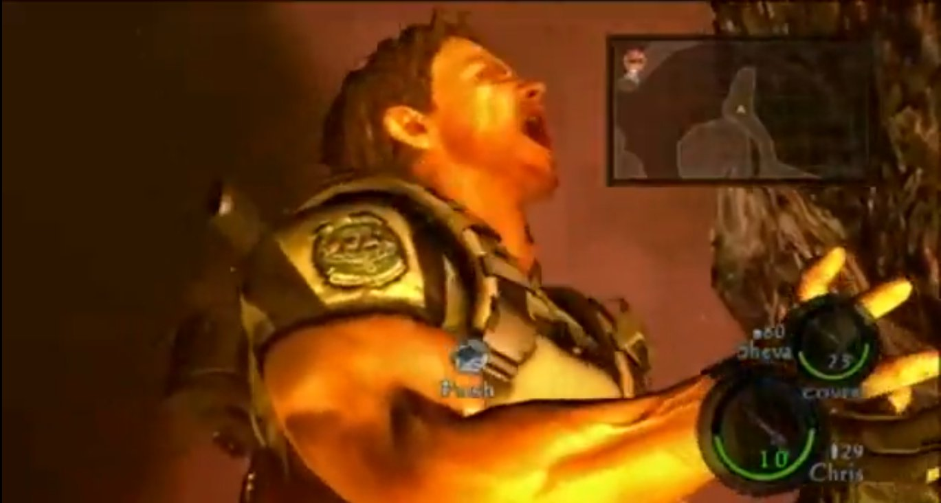 The Chris Redfield Workout