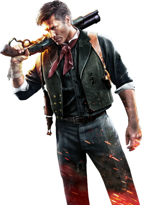 Character Breakdown: Booker DeWitt – Be a Game Character