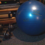 Gold's Gym Stayball Review