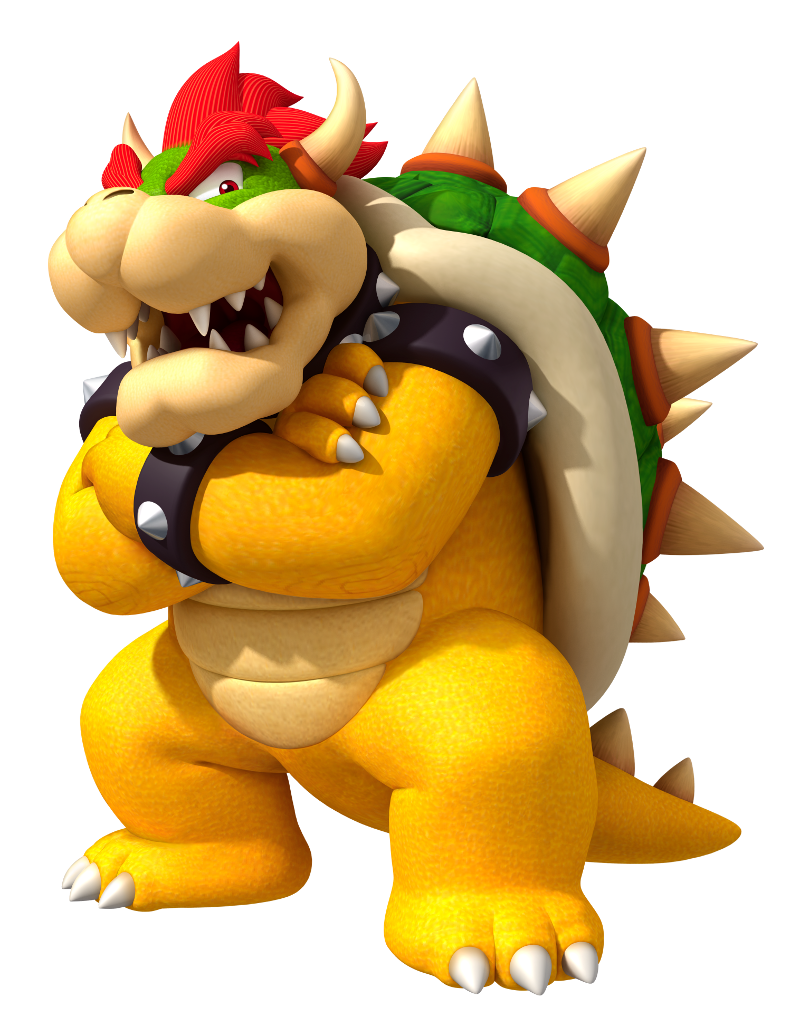 Character Spotlight Bowser Be A Game Character