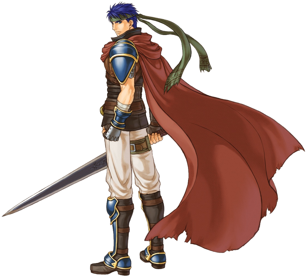 Character Spotlight: Ike