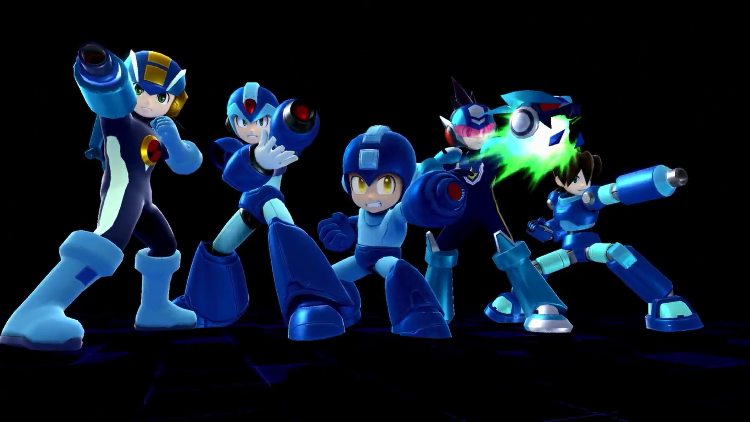 MegamanSpotlight