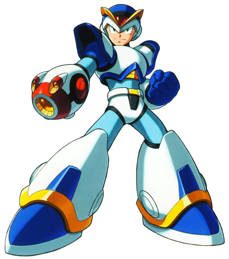 MegamanWorkout