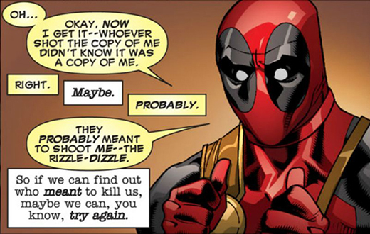 The Minds of Deadpool
