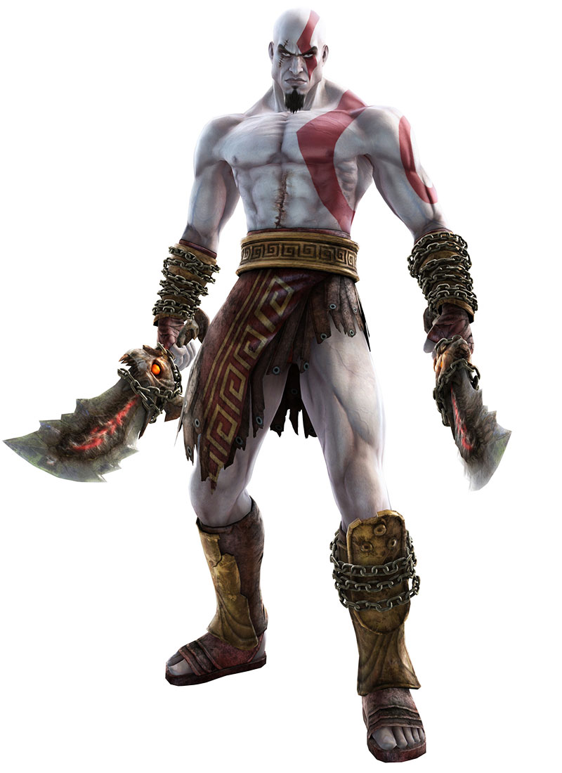 The Kratos Workout (Updated!)