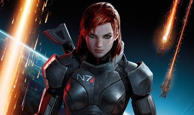 Commander Shepard Navpoints