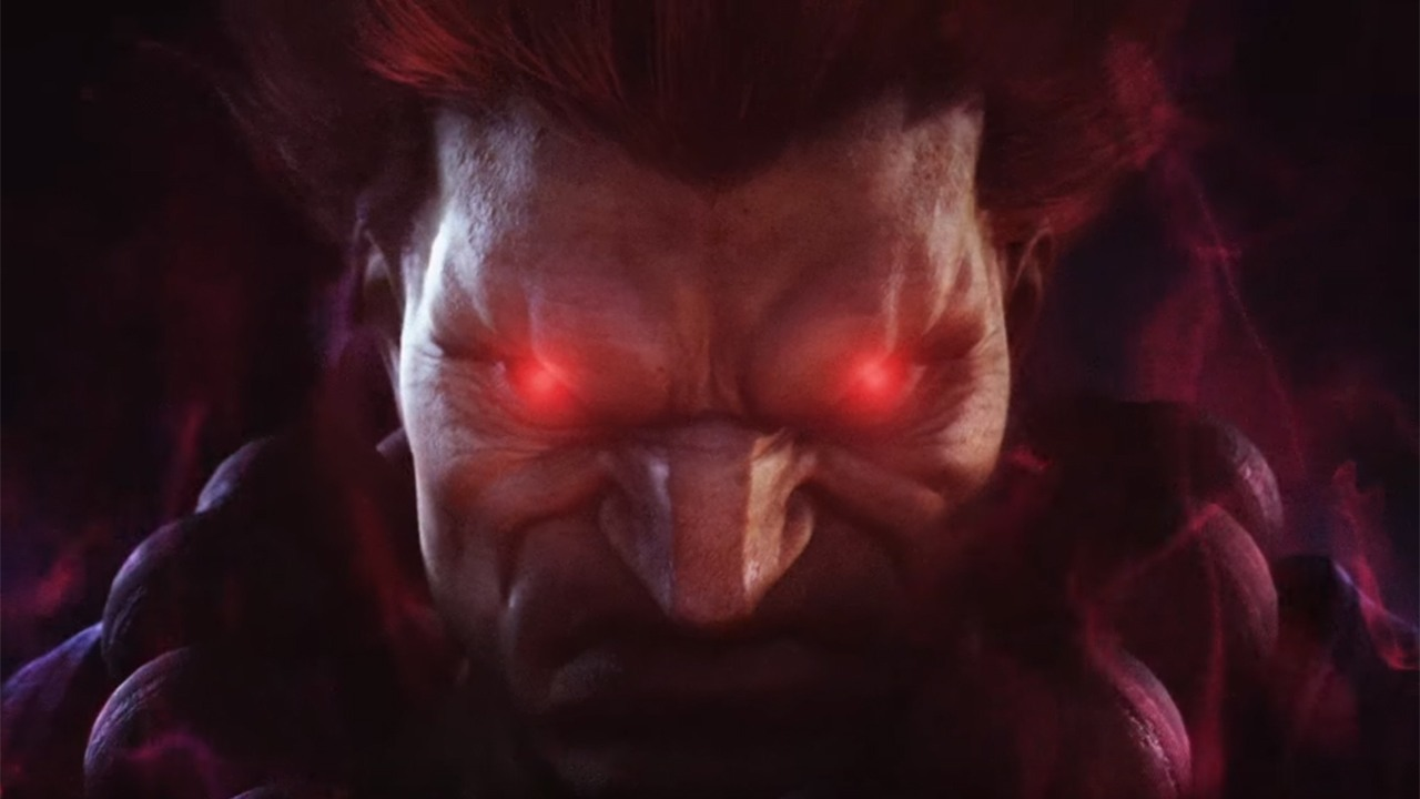 The Raging Demon