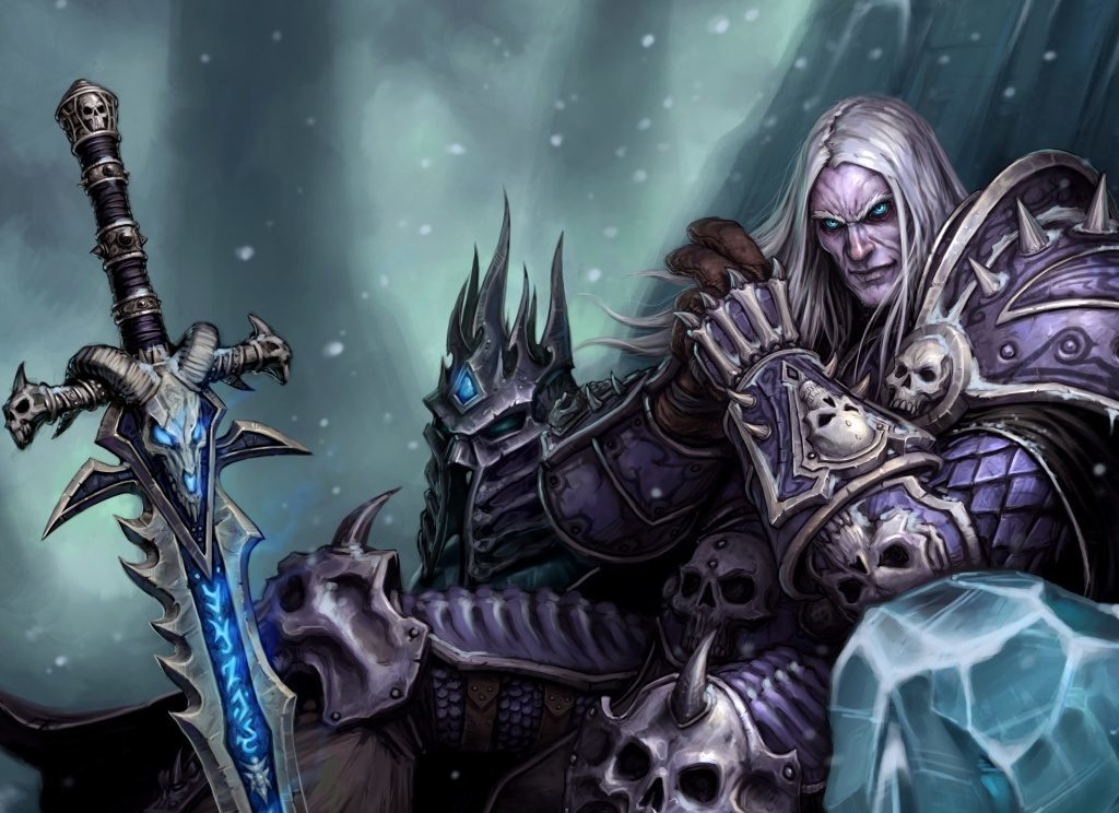 The Skills of Arthas