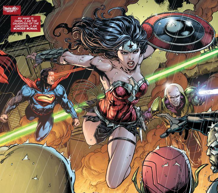 Wonder Woman Mind