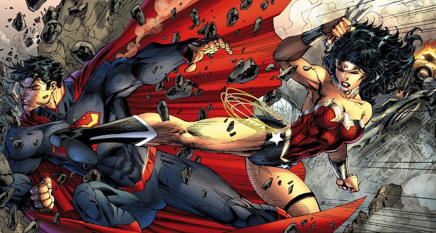 Wonder Woman Skills