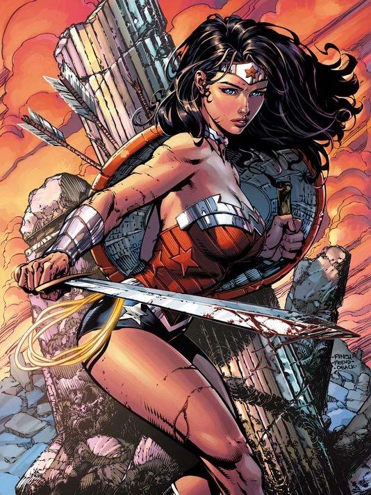 Wonder Woman Spotlight