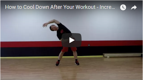 Workout Cool Down Video