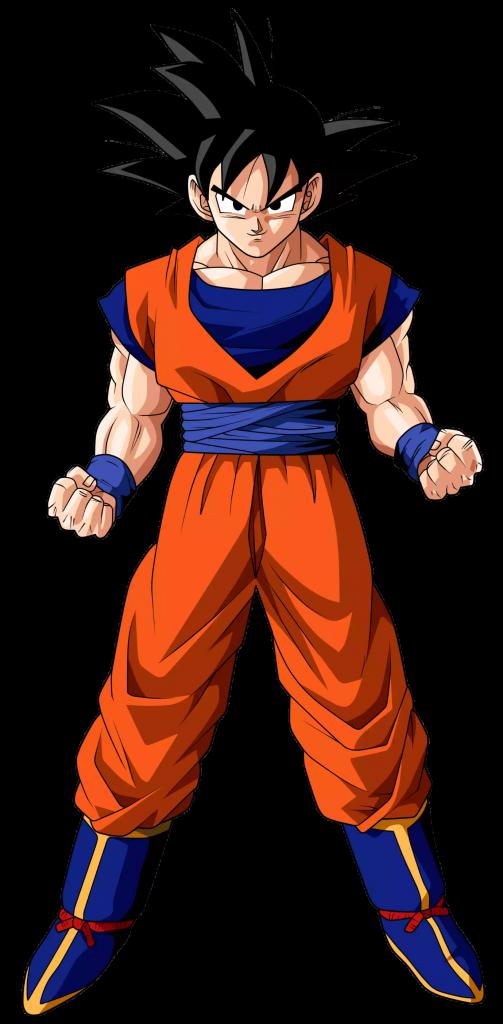 Goku Spotlight