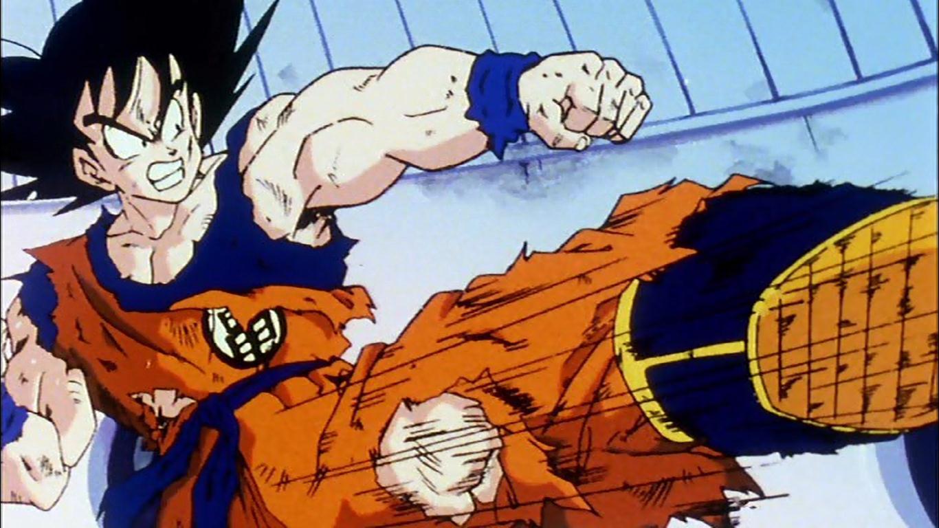 The Goku Workout