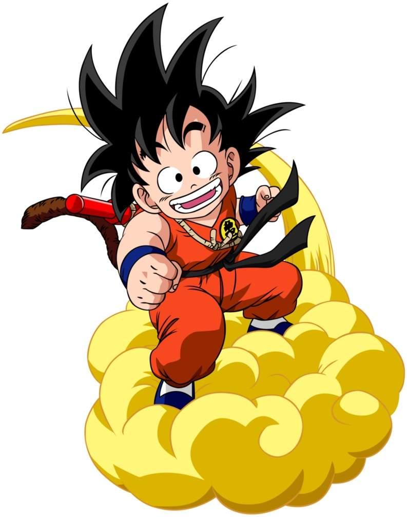 The Purity of Goku
