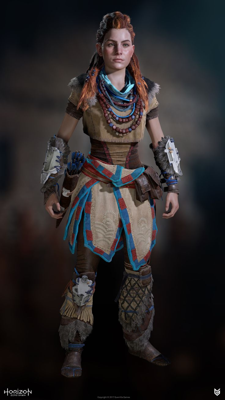 How to Become Aloy