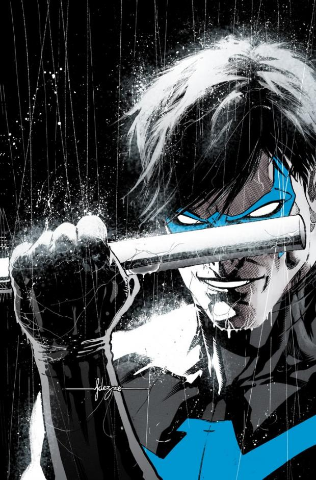 Nightwing Mind