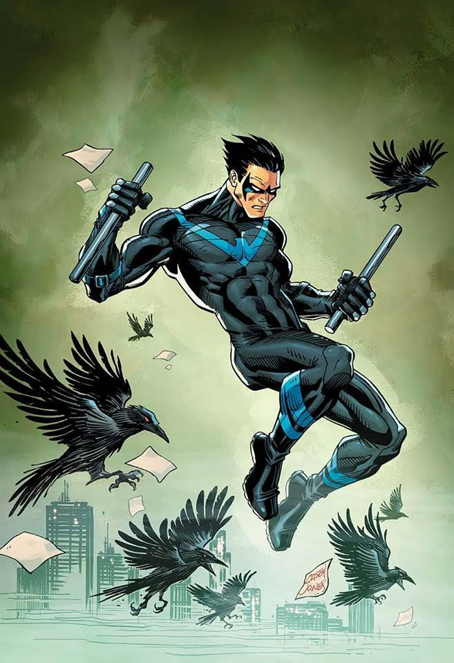 Nightwing Skills