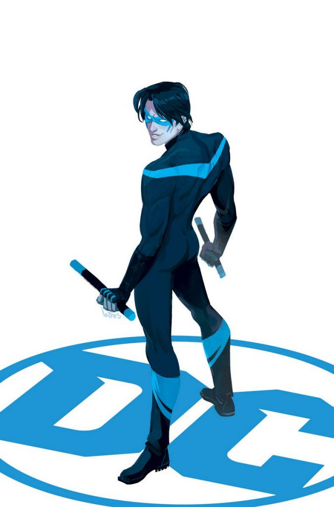 How to Become Nightwing