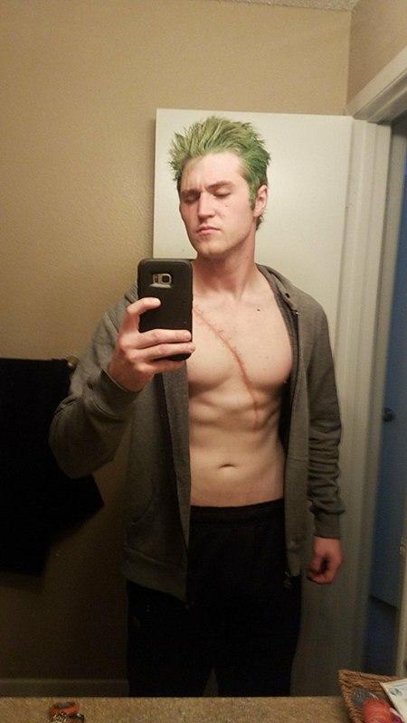 Zoro Selfie