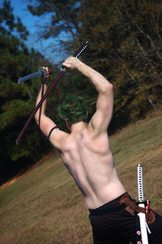 Zoro Swords