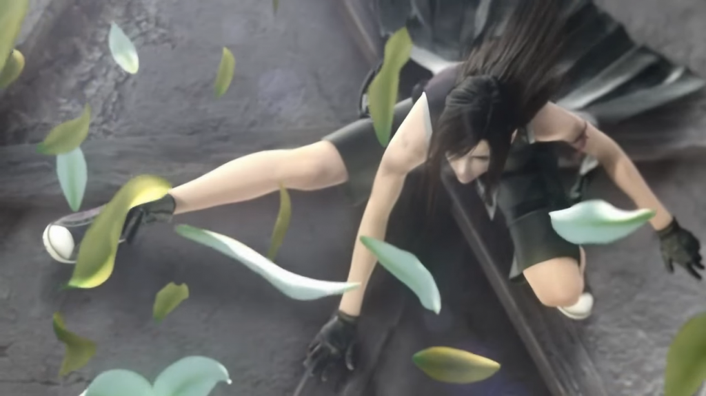 The Tifa Lockhart Workout Be A Game Character