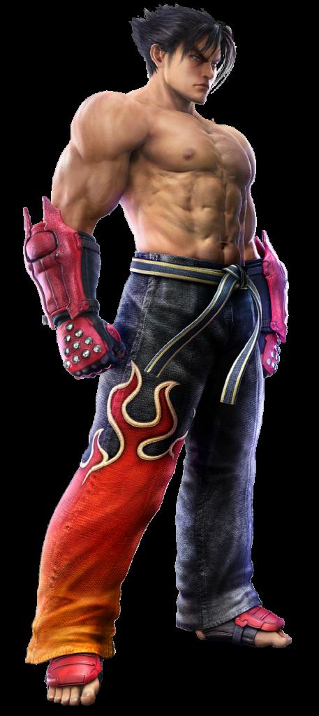 The Jin Kazama Workout Be A Game Character